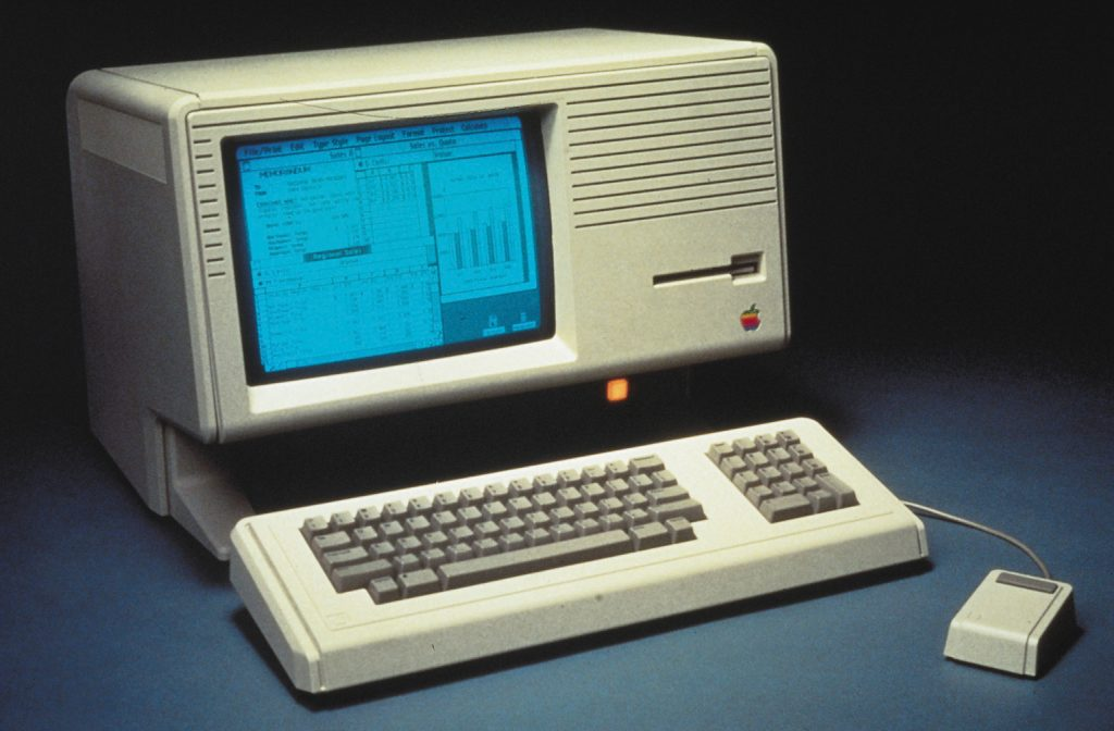 Apple Lisa ve GUI